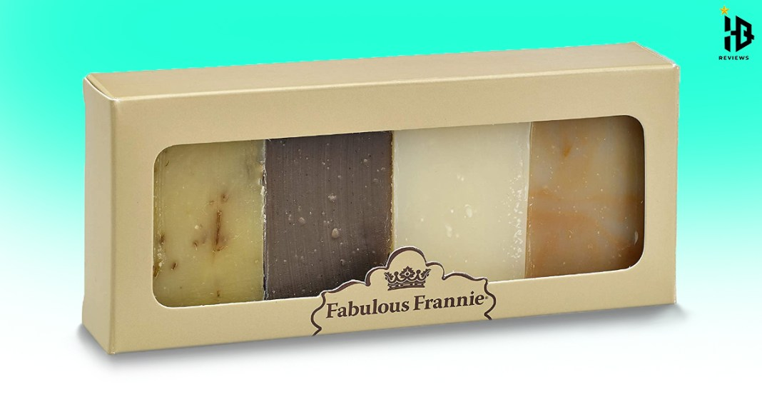 Aromatherapy Natural Soap