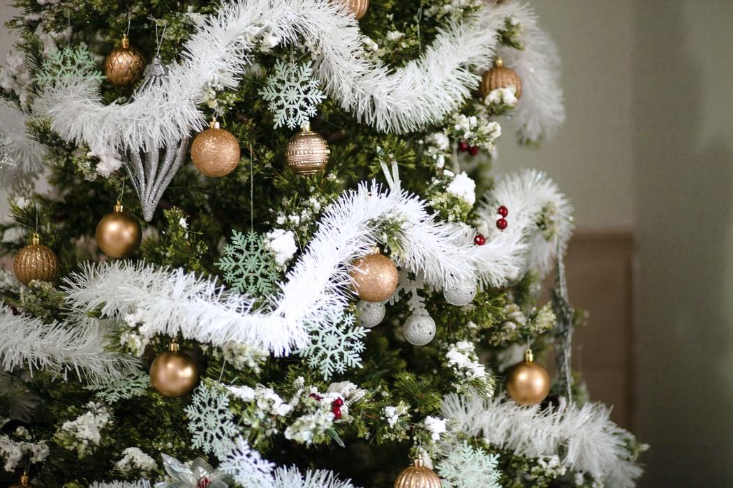 Christmas Tree Ornaments Set