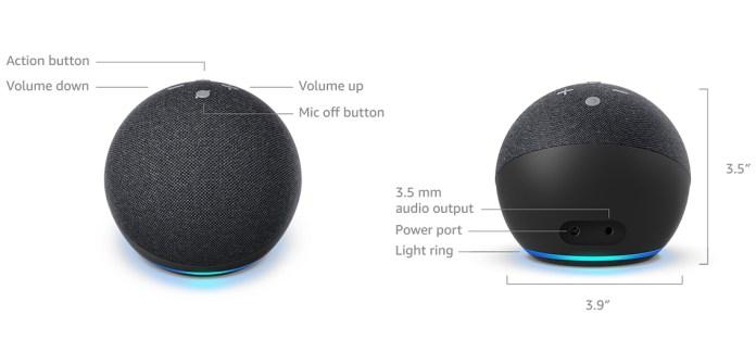 echo dot latest generation