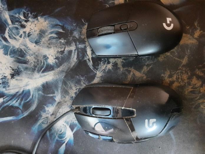 Logitech g305/g304 lightspeed wireless mouse