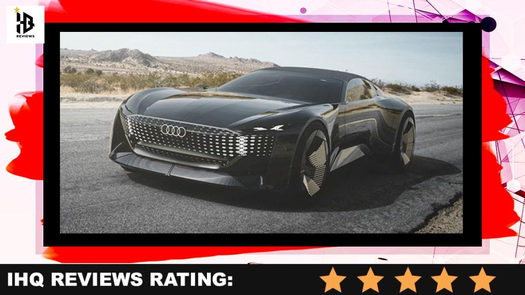 Audi skycrapper