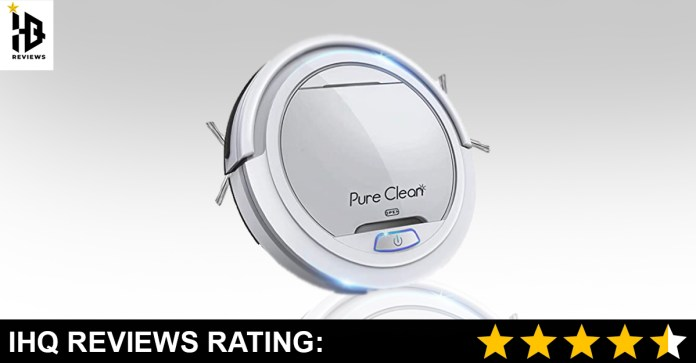 SERENELIFE ROBOT VACUUM CLEANER PUCRC25 V3