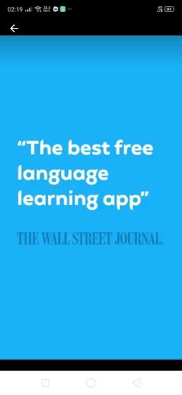 duolingo best free learning