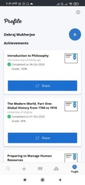 coursera for students
