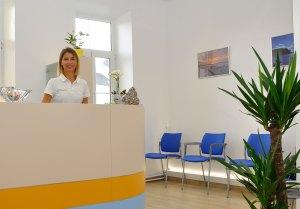 Empfang - Hautarzt in Wiener Neustadt - Dr. Thomas Untergrabner