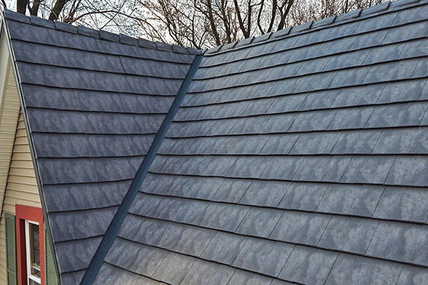 metal roof metal shingles standing