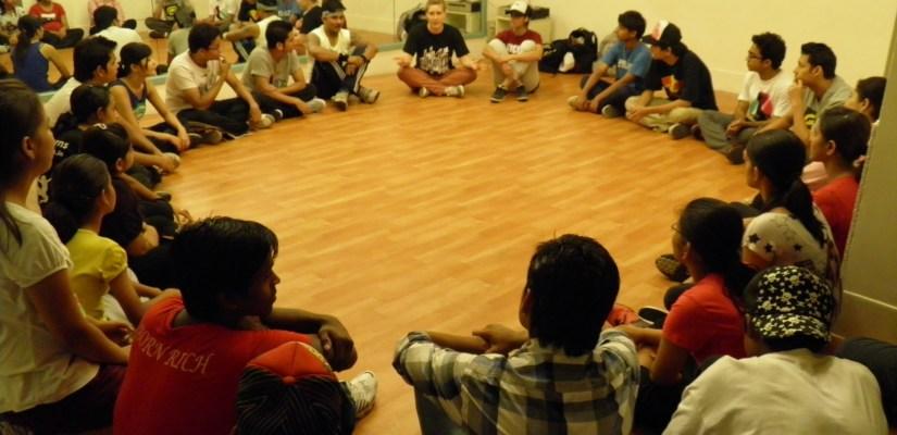 Dance teacher's training programme
