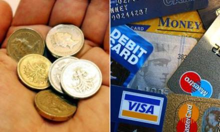 Limitări la plata numerar