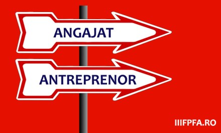 Angajat sau Antreprenor