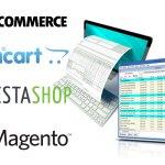 Importul facturilor online în programul de contabilitate