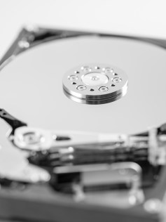 Computer forensic data recovery