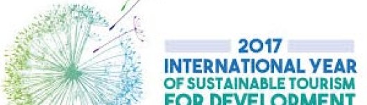 2017 UNWTO Year of Sustaniable Tourism