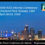IIUG Insider (Issue #102) December 2008