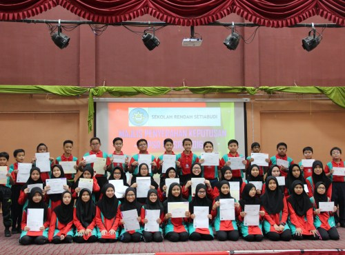 Excel in UPSR examinations