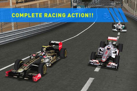 F1 2011 GAME™ iOS