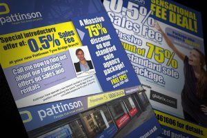 Pattinson Sales Flyer