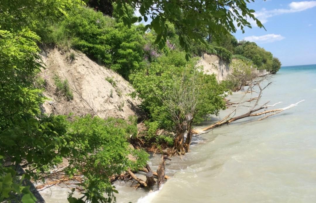 High water levels Ontario June 26 2019
