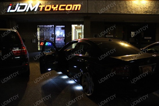Acura TL VIP LED Puddle Spot Lights 1