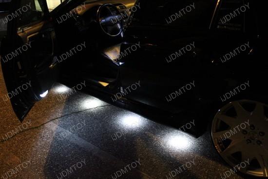 Acura TL VIP LED Puddle Spot Lights 3