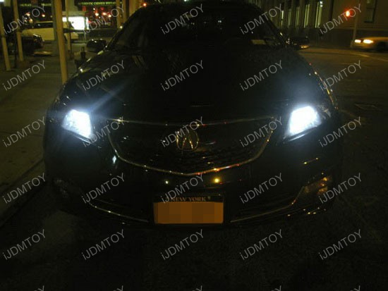 Acura TL 9005 LED Daytime Running Lights 2