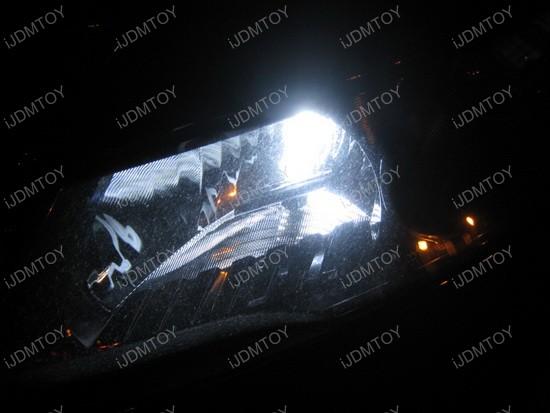 Acura TL 9005 LED Daytime Running Lights 3