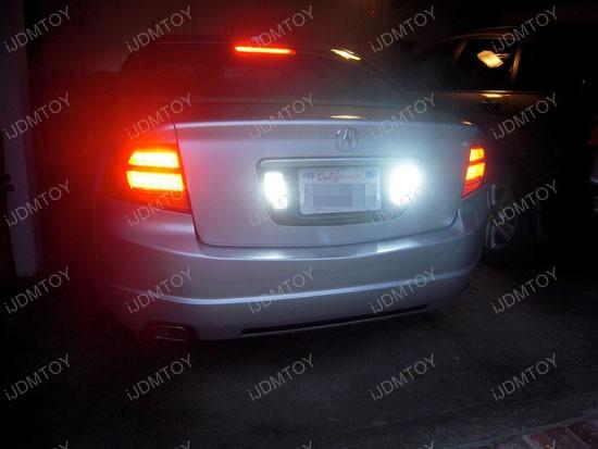 Acura TL LED Backup Reverse Lights 1