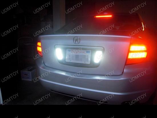 Acura TL LED Backup Reverse Lights 2
