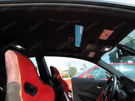 BMW 135i LED Interior Kit 1