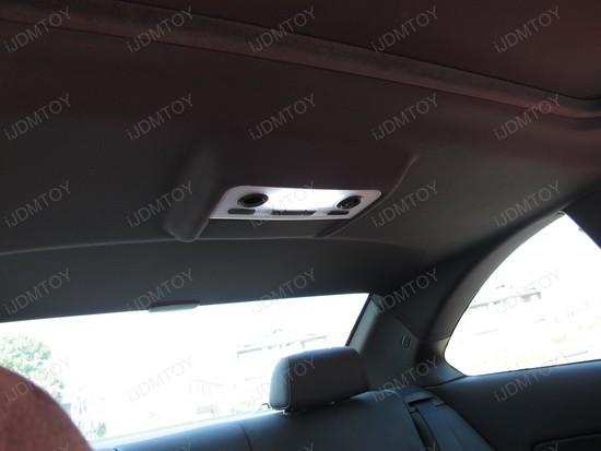 BMW 135i LED Interior Kit 4