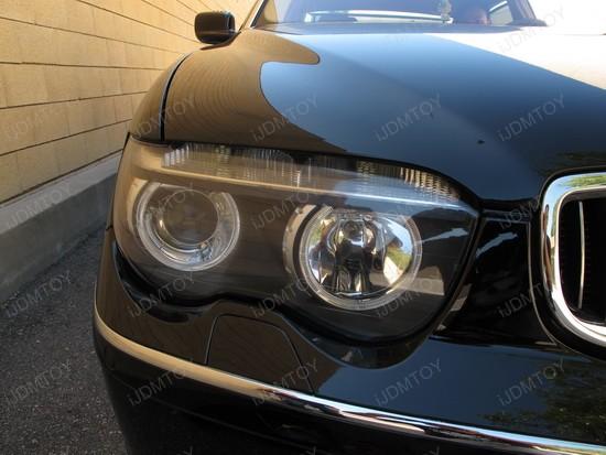BMW 745Li Error Free 3156 LED Bulbs 1