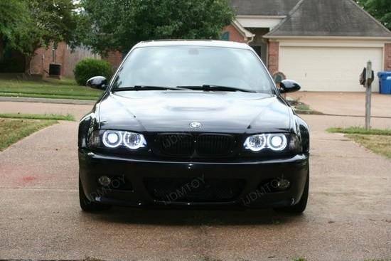 BMW M3 E46 3 Series LED Halo Rings 1
