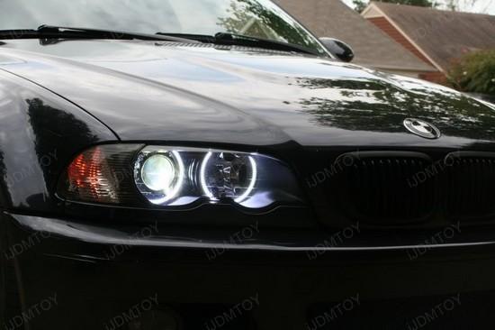 BMW M3 E46 3 Series LED Halo Rings 3