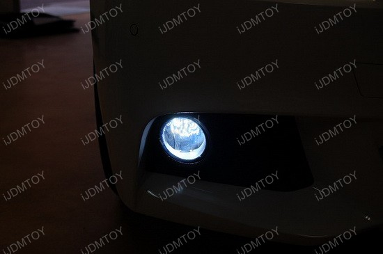 BMW F10 5 Series H11 Fog Lamp LED Bulbs 3