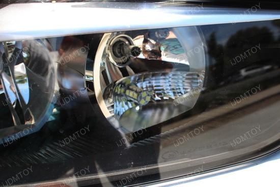 BMW F30 335i LED Daytime DRL Light Bulbs 4