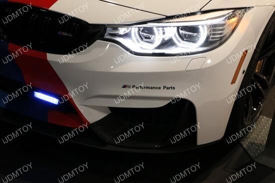 BMW LED Daytime Running Lights Universal 03