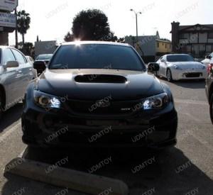 9005 HB3 LED Bulbs For Subaru Impreza WRX STi Daytime Running Light
