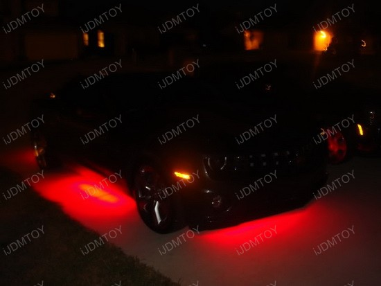 2010 - chevy - camaro - rs - led - underbody - kit - 6