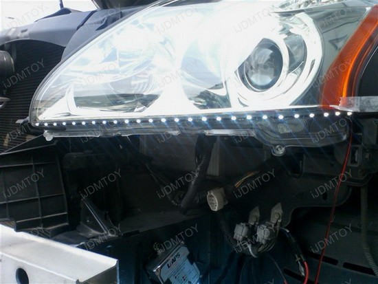 Audi LED Strips Lights 2