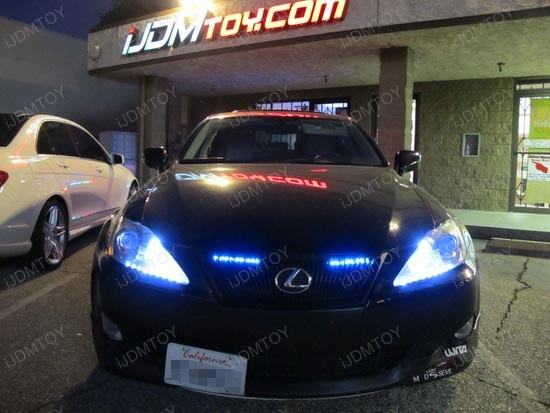 LED Knight Rider Lights 2