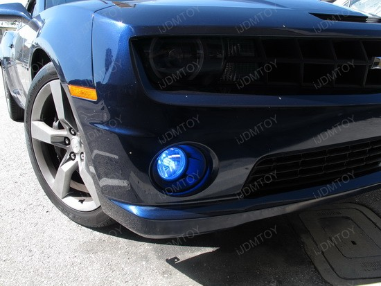 Chevy Camaro LED Fog Lights 2