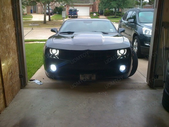 Chevy Camaro P13W LED Fog Lights 3