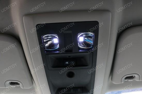 Replace Dashboard Light Bulbs