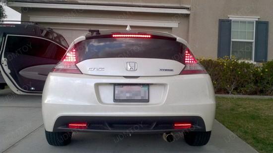 Honda CRZ LED Reflector Lens 3