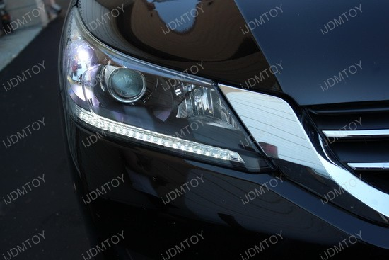 Honda Accord LED Daytime Running Lights 3