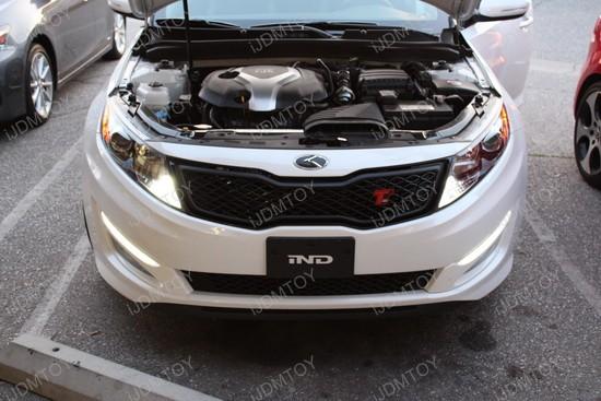 Honda Civic Si LED Interior Strip Lights 4
