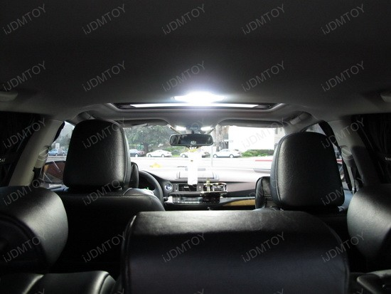 Lexus CT200h Complete LED Interior Package 4