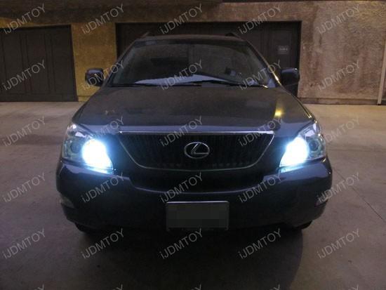 Lexus RX350 9005 CREE LED DRL 1