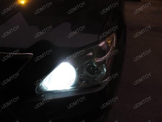 Lexus RX350 9005 CREE LED DRL 2