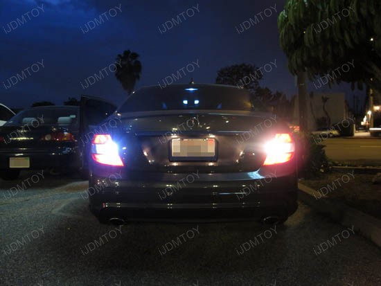 Mercedes C300 W204 C Class LED Reverse Lights 2
