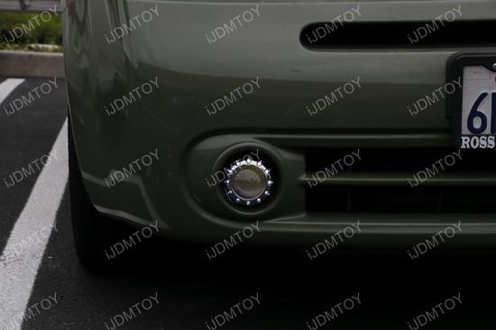 Nissan Cube Ironman Style Fog Lights 02